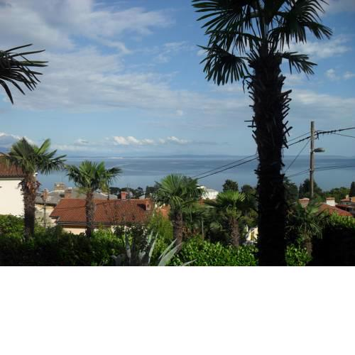 Charming Opatija Getaway w Panoramic Sea Views