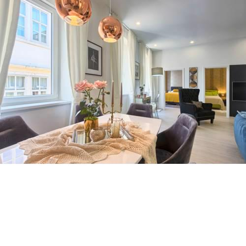 Hedone Luxury Apartment with private parking